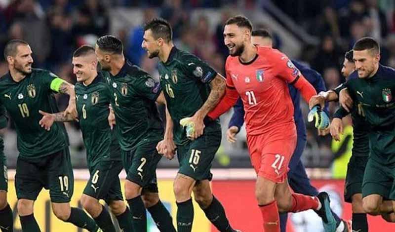 مباراة إيطاليا وتركيا