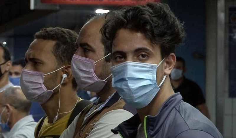 انخفاض معدل الإصابات بفيروس كورونا
