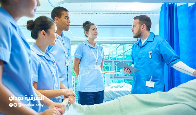 تنسيق التمريض العادي بعد الإعدادية 2021