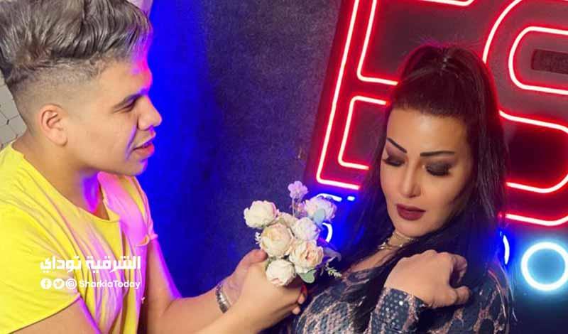 عمر كمال على الفنانة سمية الخشاب