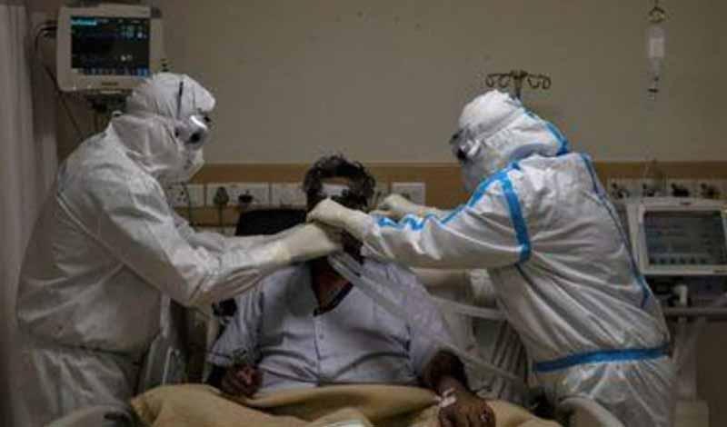 مصابي الفطر الأسود في مصر