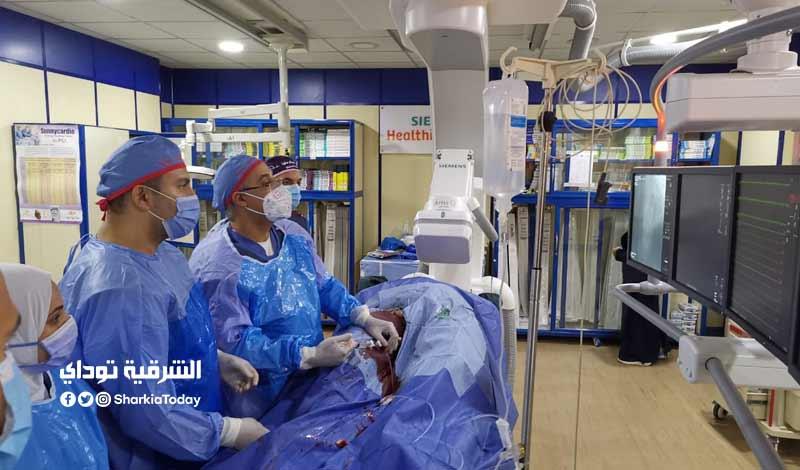مستشفى الزقازيق العام