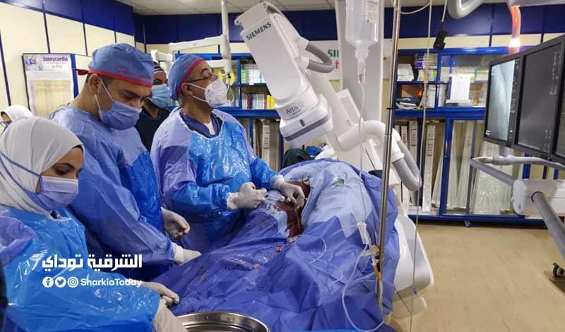 قسطرة قلبية في مستشفى الزقازيق العام.jpg 2