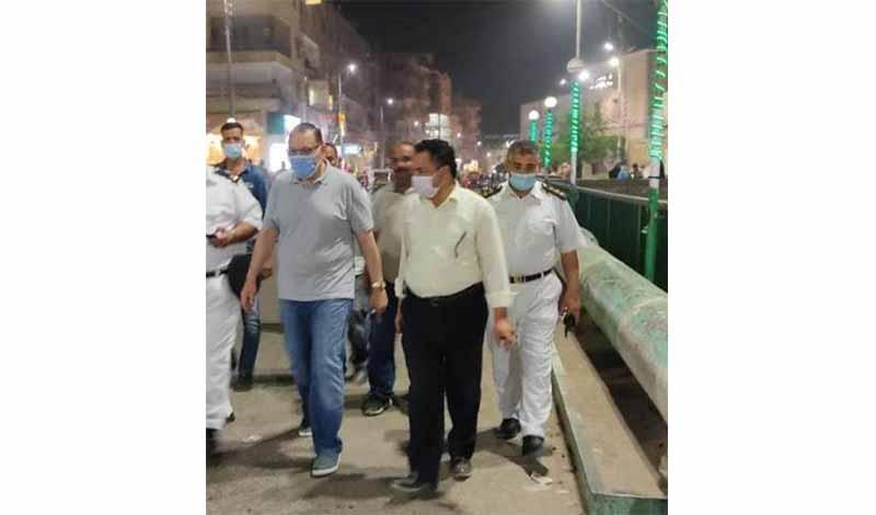 الشرقية في جولة ليلية مفاجئة بشوارع مدينة أبوحماد 1