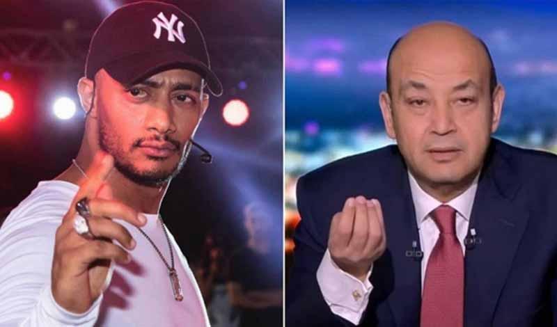 محاكمة عمرو أديب في سب محمد رمضان