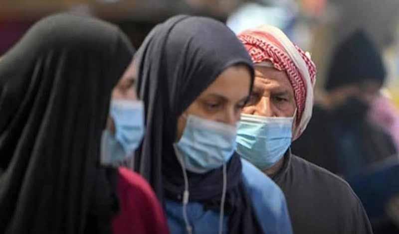 تراجع حالات كورونا في مصر