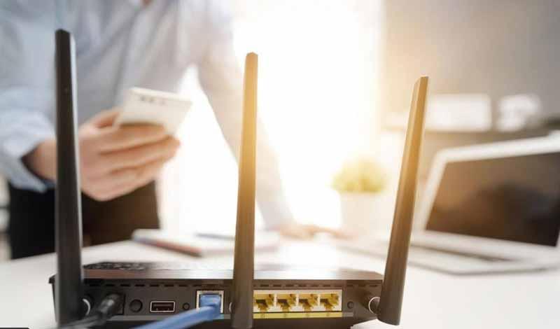 3 طرق لمعرفة من يسرق إنترنتك المنزلD
