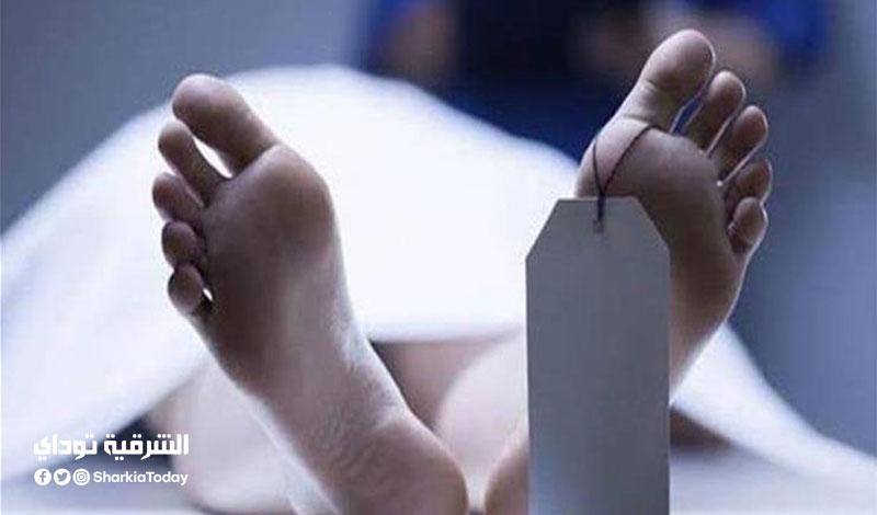 عامل يضرب زوجته ببطنها حتى الموت في الشرقية