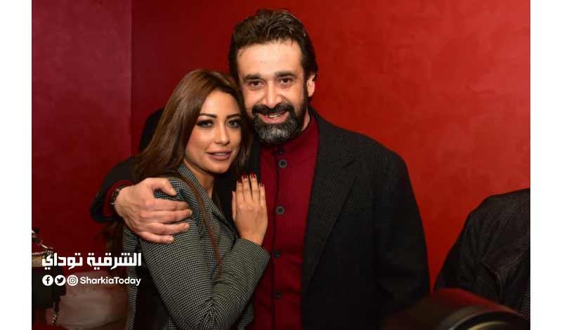 عبد العزيز وزوجته هايدي سرور.jpg 5