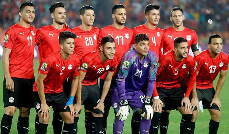 أول مباراة لمنتخب مصر بأولمبياد طوكيو