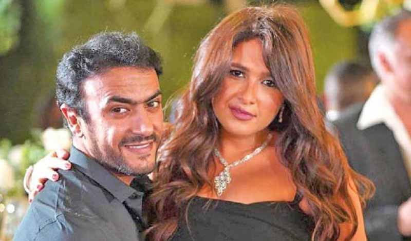 خروج ياسمين عبد العزيز من المستشفى