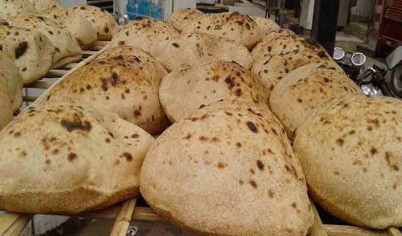 الشكل المتوقع لرغيف الخبز
