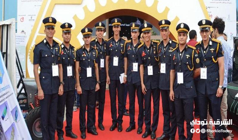 تنسيق الكلية الفنية العسكرية 2021