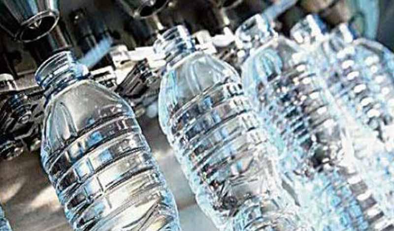 المياه المعدنية والمغشوشة