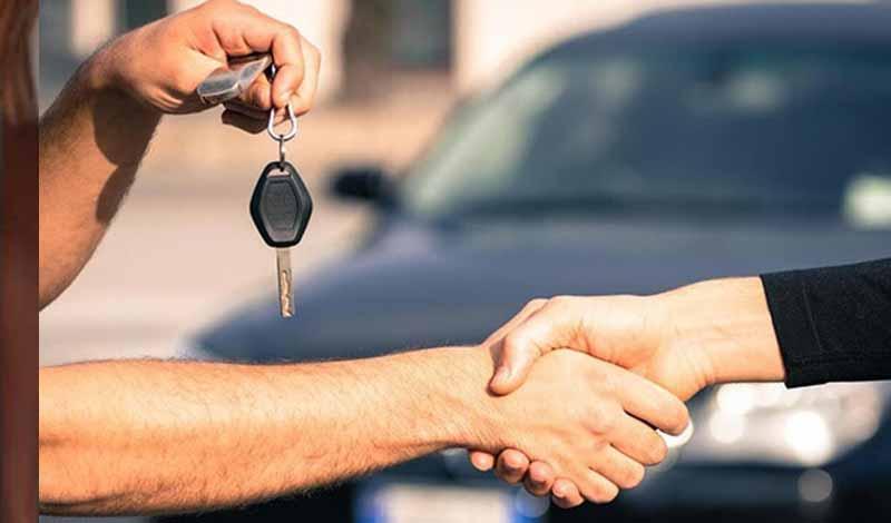 نقل ملكية السيارة