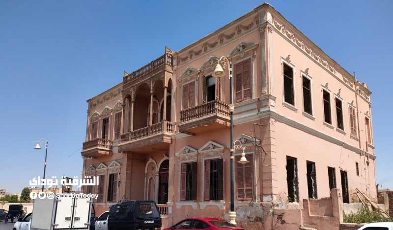 قصر توفيق باشا أندراوس