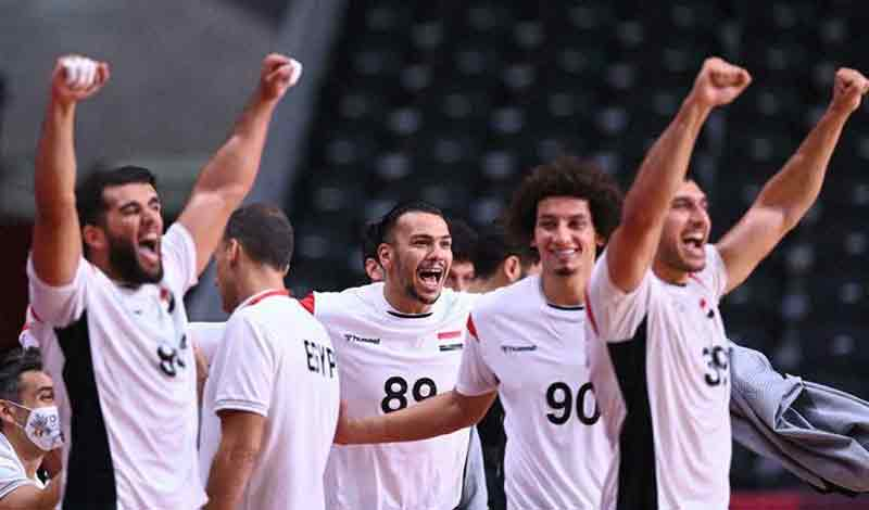 قناة مفتوحة تنقل مباراة مصر وفرنسا