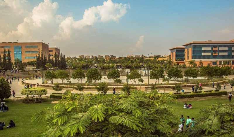 الجامعة الألمانية GUC في مصر 2021 2
