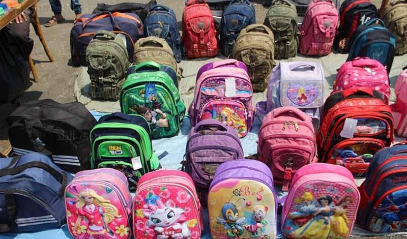 أسعار مستلزمات المدارس