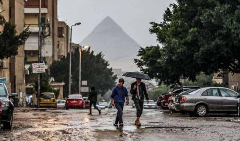 الأرصاد تعلن سقوط أمطار