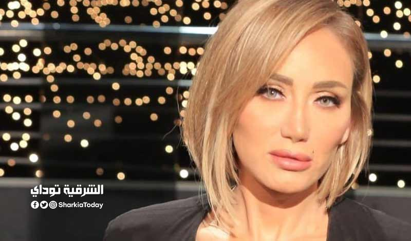 إصابة ريهام سعيد بفيروس كورونا