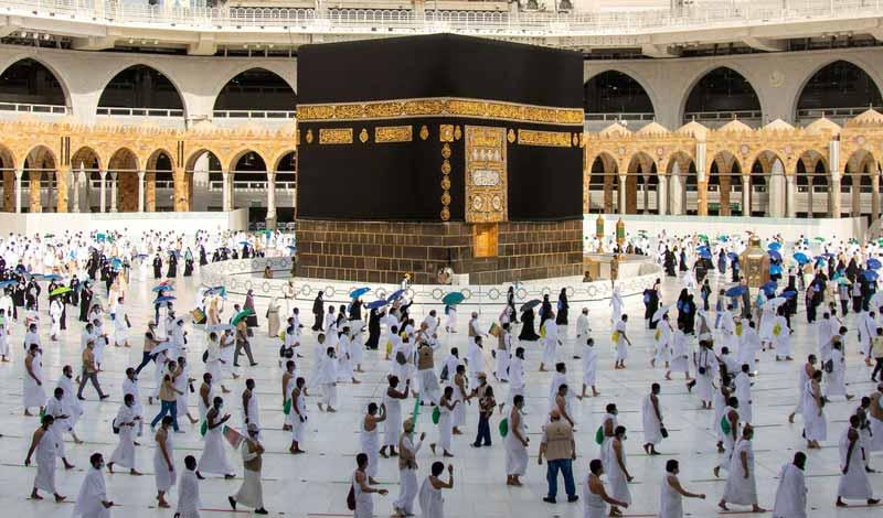 شرط السعودية لدحول المسجد الحرام