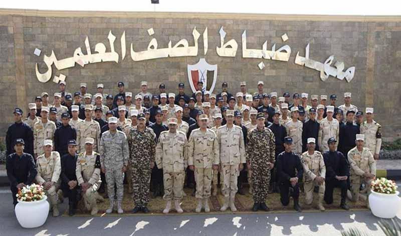 معهد ضباط الصف بعد الاعدادية 2021