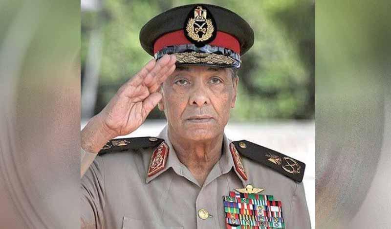 وفاة المشير محمد حسين طنطاوي