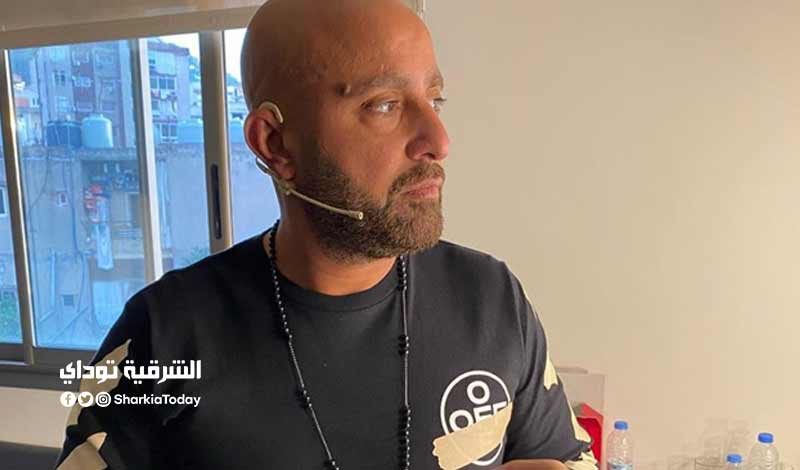 أحمد السقا داخل مستشفى بالشرقية