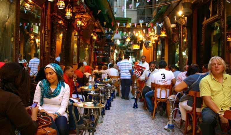 الحكومة تحذر المقاهي والكافيهات