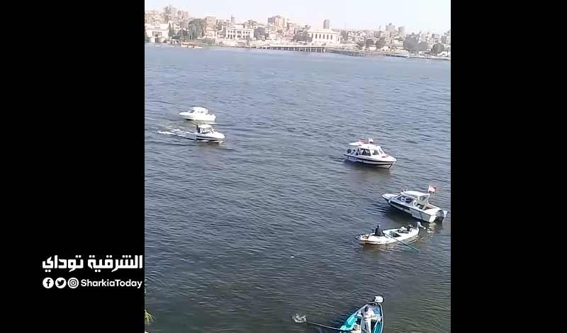 فيديو انتشال ميكروباص كوبري الساحل