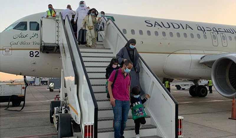 موعد فتح الطيران المباشر للسعودية